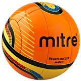 MITRE Soccer Match Ball 10P [BB8300OYF] - Orange Kuning - Bola Sepak / Soccer Ball